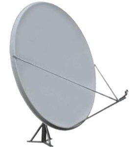 Спутниковая офсетная антенна Супрал 1.2 метра