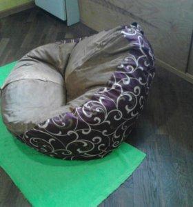 Мягкое кресло-груша