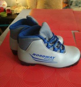 Лыжные ботинки Nordway narvik