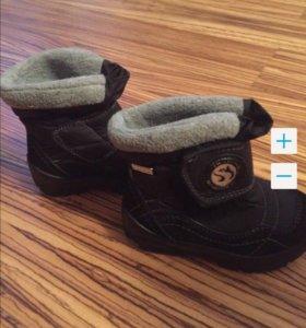 Зимнии ботинки аляска