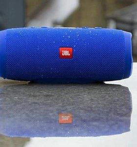Колонка JBL charge 3 blue (bluetooth)