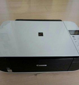 Принтер, сканер, ксерокс - 3 в одном