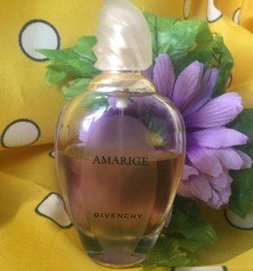 Amarige Амаридж Винтаж снятость Givenchy