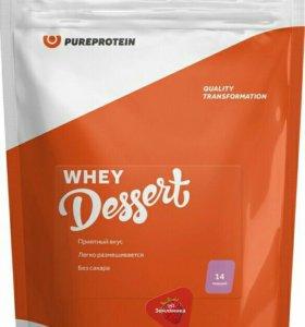 Протеин PureProtein Whey Dessert