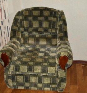 Кресло раскладное (б.у.)