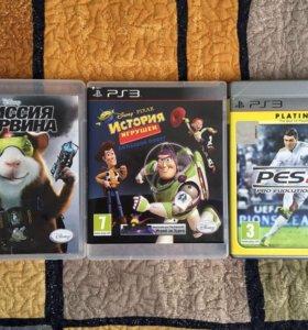 Игры PS3. История игрушек, PES 2012, Миссия Дарви