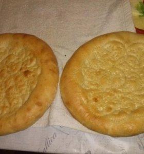 Лепёшки узбекские домашние оооочень вкусные