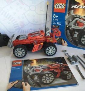 Lego Racer 8378 RC Красный зверь, в идеале, полный