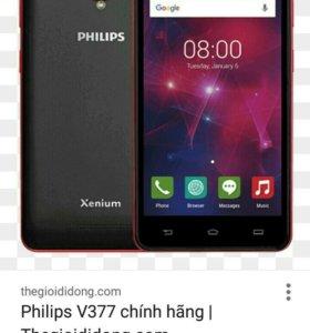 Смартфон Филипс V377