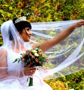 Съемка свадьбы фото+клип