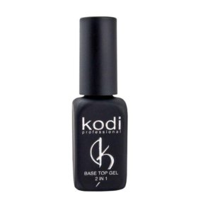 Гель-лак для ногтей ,база и топ 2-в-1 Kodi.