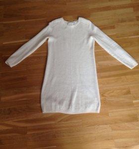 Платье  из шерсти in wear