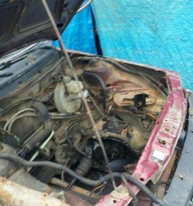 Коробка на Opel Astra F двигатель 1.6