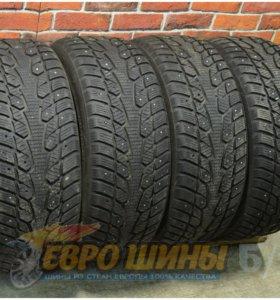 Б/у Dunlop зимние шипы 225 45 R17