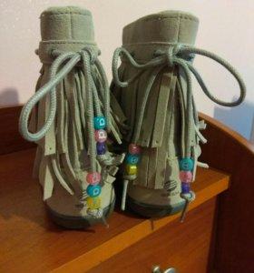 Сапожки adidas neo (оригинал)р.37-38