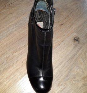 Ботинки кожа 40р