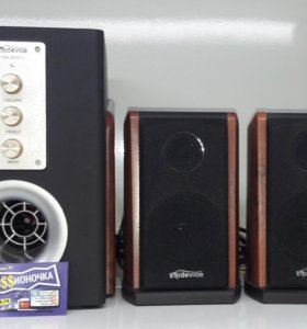 Компьютерная акустика TopDevice