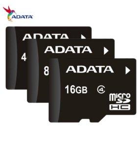 micro SD НА 16 ГБ