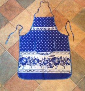 Фартук и кухонное полотенце