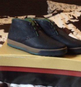 Новые! Мужские зимние ботинки 40-42размеры