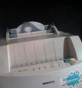 Samsung ml 1250