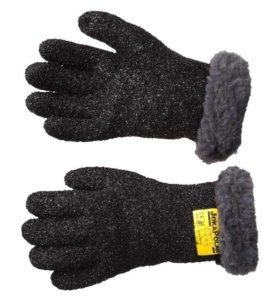 Рабочие перчатки маслобензостойкие, новые