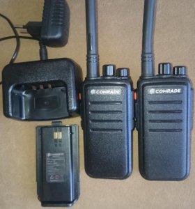 Профессиональная радиостанция comrade-R7