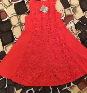 Платье новое для девочки 5 лет