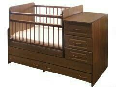 Кровать -трансформер от 0-10 лет