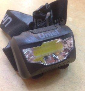 Фонарь LED налобный