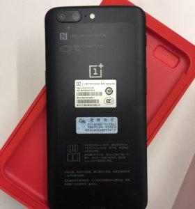 OnePlus 5 A5000 128 gb (новый)