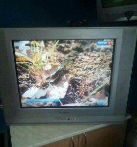 Телевизор Самсунг диагональ 72 см отлично показы
