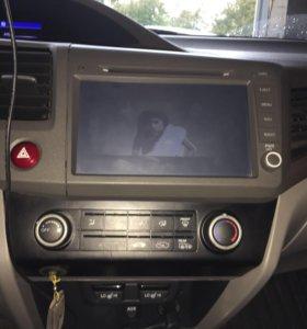 Штатное головное устройство для Honda Civic
