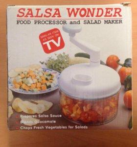 Комбайн кухонный Salsa Wonder новый, доставка