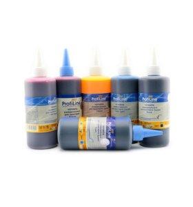 Чернила для принтеров Canon/Epson/HP ProfiLine