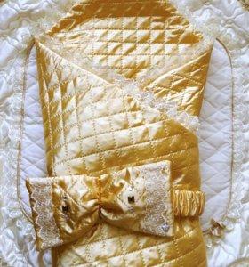 Одеяло на выписку (новое)
