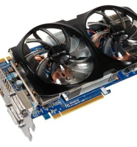 Nvidia geforce gigabyte GTX 660 2gb