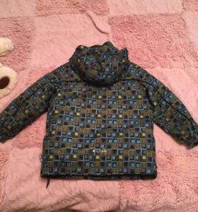 Куртка для мальчика Tokka Tribe р. 98