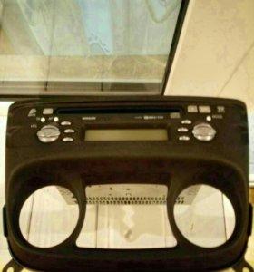 Магнитола для Nissan Almera 2005