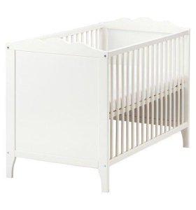 Детская кроватка Хенсвик IKEA