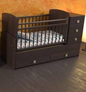 Новые Кроватки модель 5