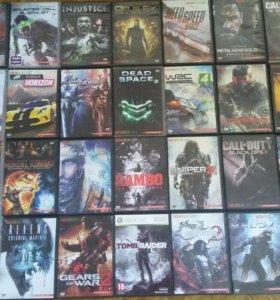 Игры для Xbox 360 (Диски)