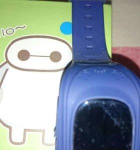 Детские часы телефон smart baby Q50