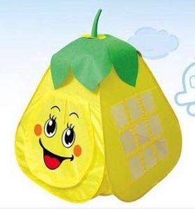 Игровая палатка «Лимон» новая