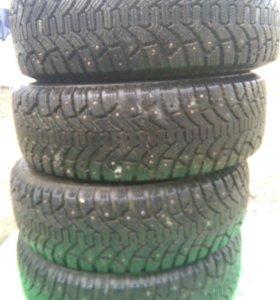 Зимний комплект колес