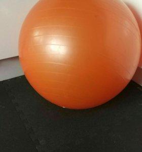 Мяч гимнастический 55 см.