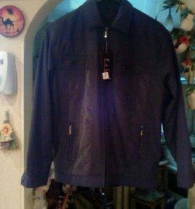Большая мужская куртка,новая,62-64 размер!!!