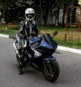 Мотокомбинезон Segura S Race р.S 46