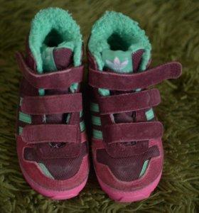 Зимние кроссовки adidas 22