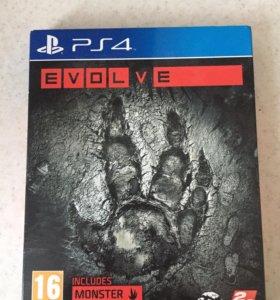 Игровой диск на PS4